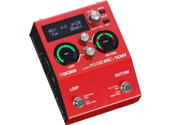 Looper Boss RC-10R Rhythm Loop Station