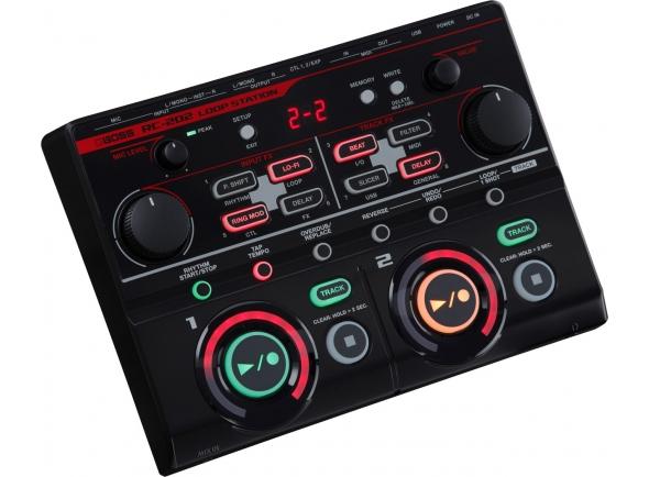 Boss RC-202 Loop Station B-Stock   Fingertip looping intuitivo para criadores musicais arrojados