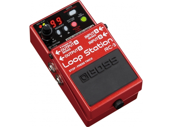 Looper BOSS RC-3 Loop Station