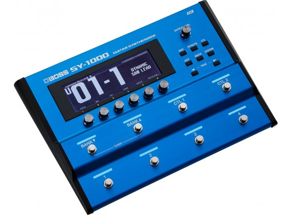 BOSS SY-1000 Sintetizador de Guitarra e Baixo