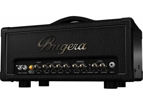 Bugera G5 Infinium   Cabeça de guitarra a válvulas Bugera G5 Infinium