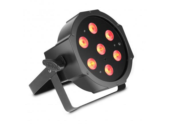 Projector LED PAR Cameo Flat PAR 1 RGBW IR Bk B-Stock