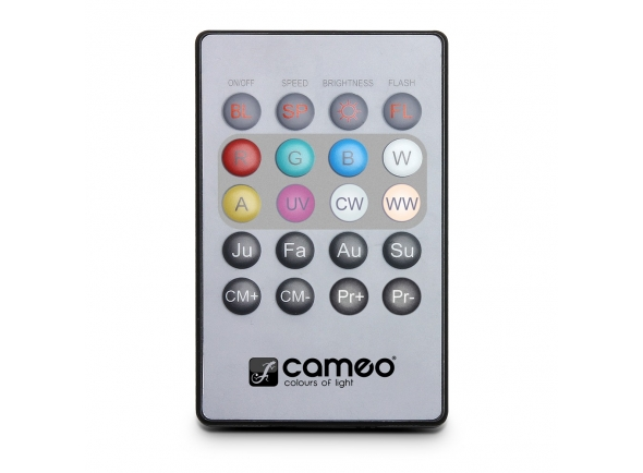 Projector LED PAR Cameo Flat PAR Can Remote