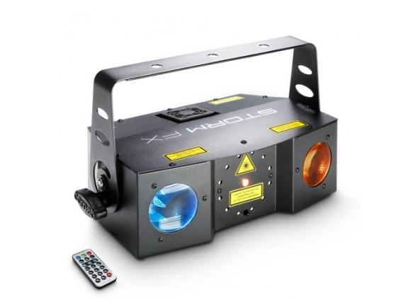 Kits de luzes Cameo Storm FX