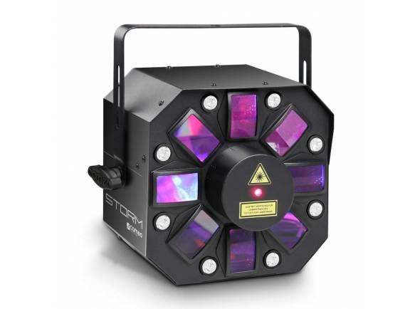 Projector LED PAR Cameo STORM