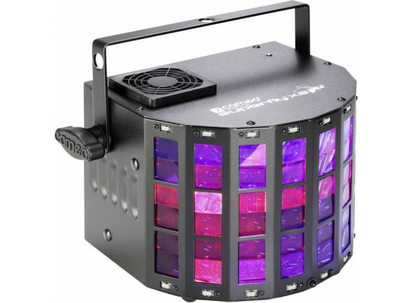 Projector LED PAR Cameo SUPERFLY XS