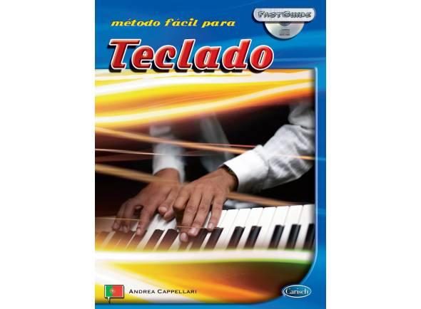 Carisch Método Fácil para Teclado com CD  Método para Aprendizagem Carisch Método Fácil para Teclado com CD - Idioma Português - 34 páginas - Instrumento Teclado - Autor