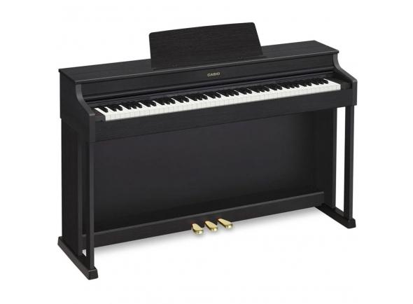 Pianos Digitais de Móvel Casio AP-470 BK Celviano