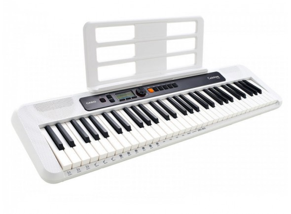 Pianos Digitais Portáteis  Casio CT-S200 WE