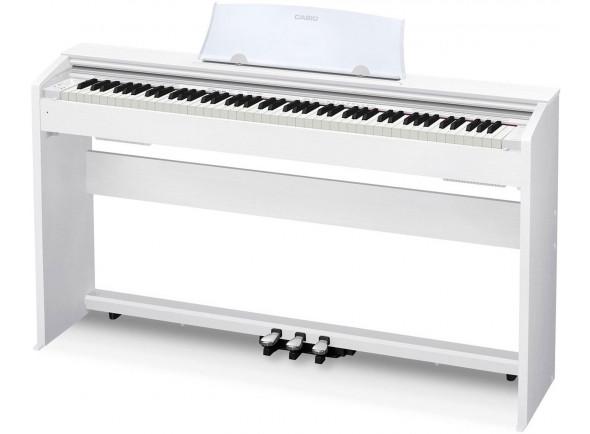 Pianos Digitais de Móvel Casio PX-770 WE Privia B-Stock