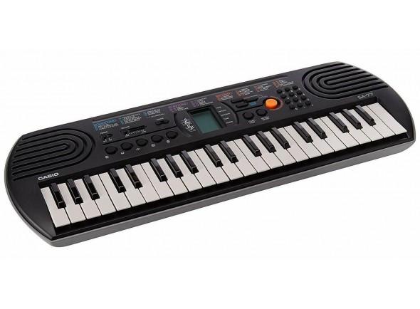Pianos Digitais Portáteis  Casio SA 77