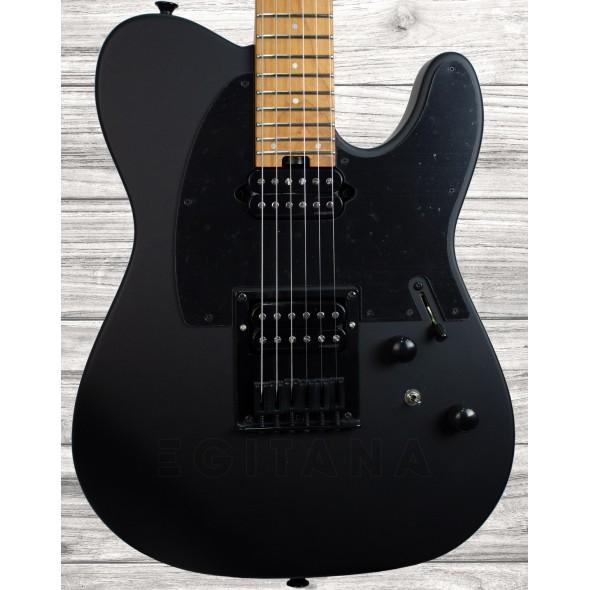 Guitarras formato T Charvel PM SC2 24 HT HH - SATIN BLACK