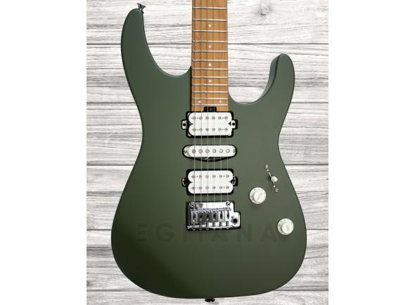 Guitarras formato ST Charvel Pro-Mod DK24 HSH 2PT CM DRB B-Stock