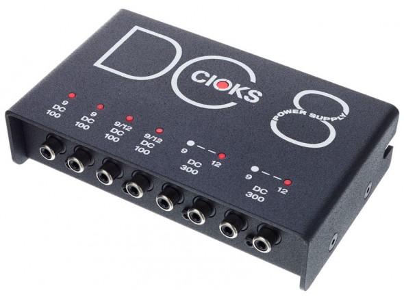 Outros efeitos para guitarra elétrica Cioks DC8