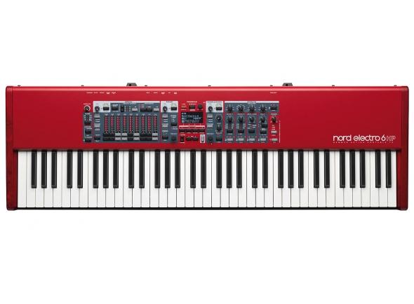 Pianos de palco Clavia Nord Electro 6 HP
