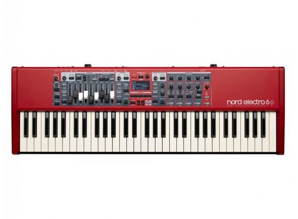 Pianos de palco Clavia Nord Electro 6D 61