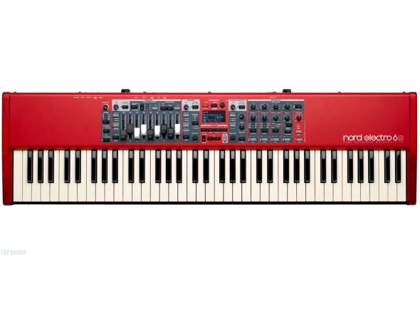 Pianos de palco Clavia Nord Electro 6D 73 B-Stock