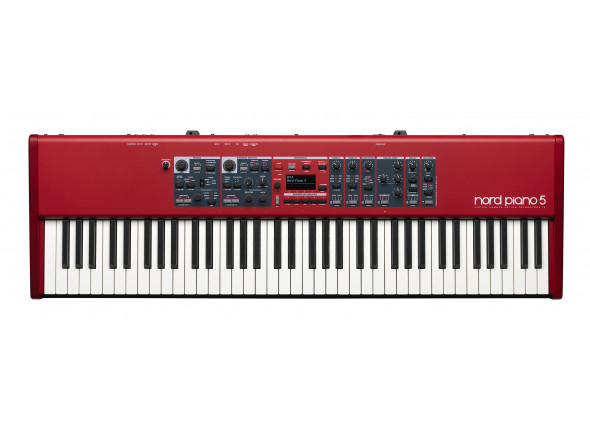 Pianos de palco Clavia Nord  Piano 5 73
