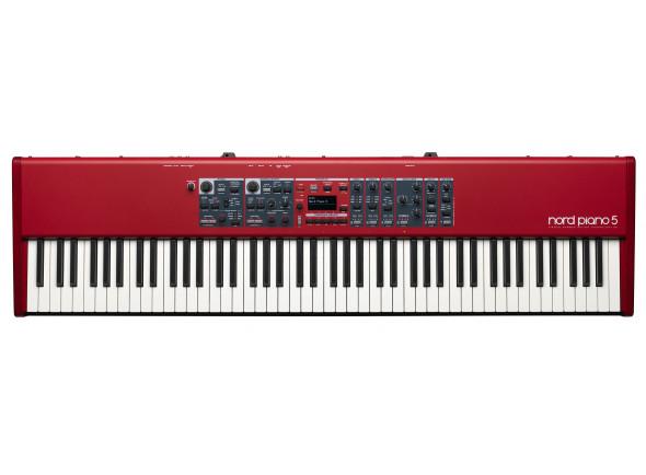 Pianos de palco Clavia Nord  Piano 5 88