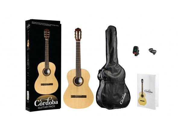 Guitarra Clássica Cordoba CP100 Guitar Pack