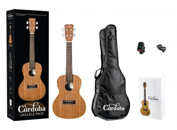 Ukulele Cordoba UP100 Pack