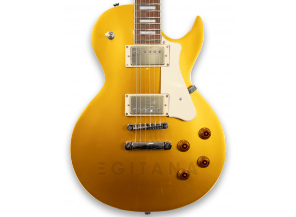 Guitarras formato Single Cut Cort Classic Rock CR200 GT B-Stock