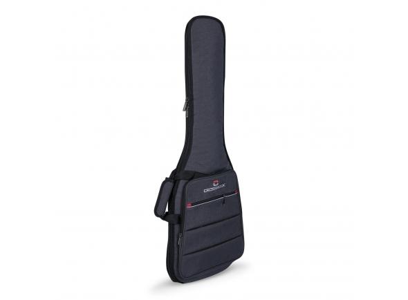Saco para Guitarra Eléctrica Crossrock CRSG 10mm Telecaster & Stratocaster