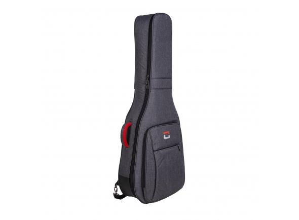 Saco para Guitarra Dreadnought Crossrock CRSG205DGY