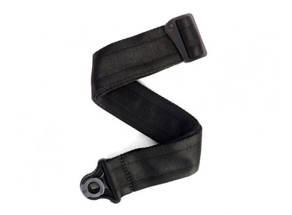 Correia de nylon D´Addario 50BAL00 Auto-lock Black
