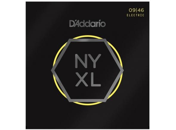 Jogo de cordas .009 D´Addario NYXL 09-46