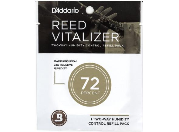 Estojos e malas D´Addario  Woodwinds Vitalizer 72% Refill Pack