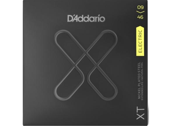 Jogo de cordas .009 D´Addario XTE0946 Super Light