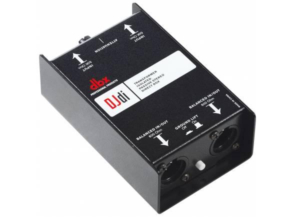 DI-Boxes DBX DJDI