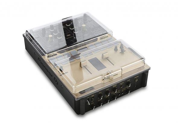 Acessórios de Mesa de Mistura Decksaver DS-PC-DJMS9 Transparente