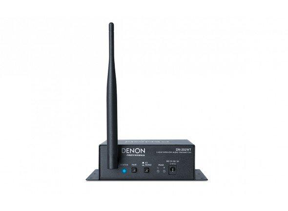 Transmissão de audio sem fio  Denon DN-202WR