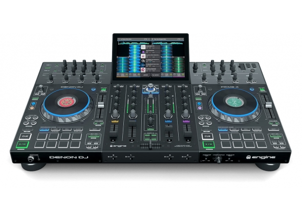 Todo en uno Denon DJ Prime 4