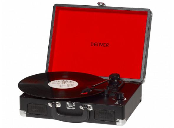 Gira-discos de alta fidelidade Denver VPL120 BLACK