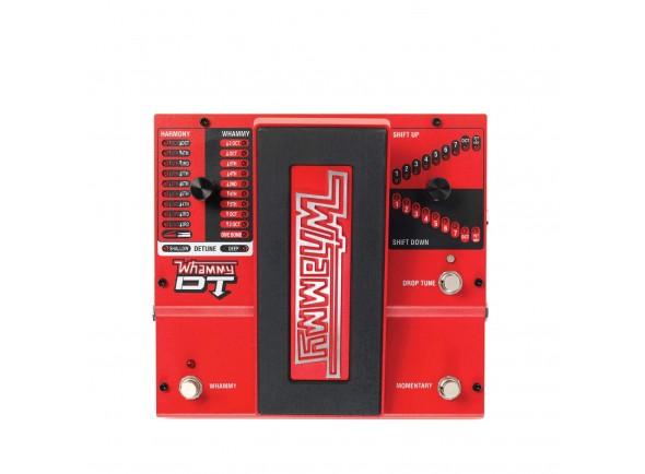 Outros efeitos para guitarra elétrica Digitech Whammy DT