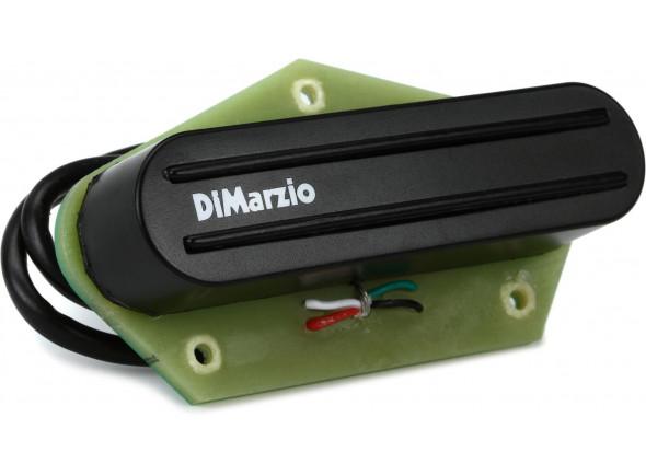 Humbucker em formato single coil DiMarzio  DP318 Super Distortion