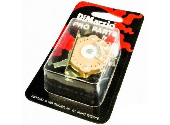 Peças de reposição DiMarzio EP1105 3-Way Pickup Selector Switch