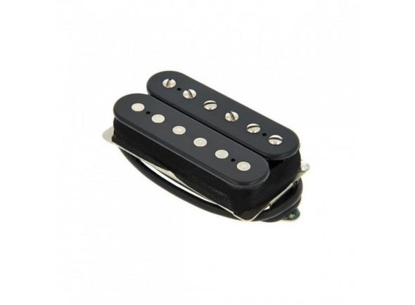 Captadores para guitarra elétrica DiMarzio LiquiFire DP227 BK