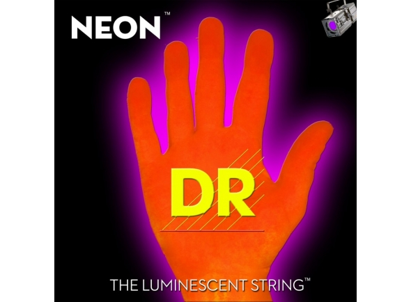 DR Bass 45-105 Hi-Def Neon Orange Neon NOB-45