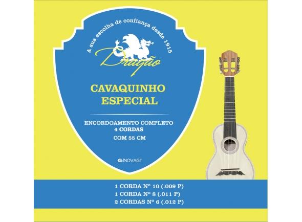 Conjuntos de cordas para cavaquinho Dragão Cavaquinho Especial 55cm