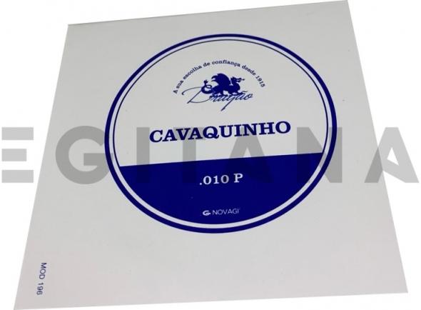 Dragão Corda Cavaquinho Nº9 (.010P)