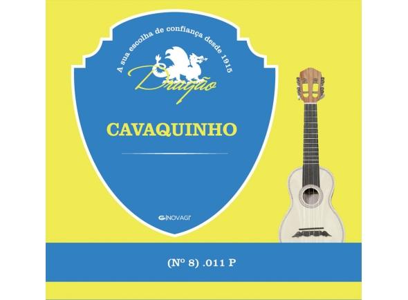 Cordas individuais para Cavaquinho Dragão (Nº 8) .011