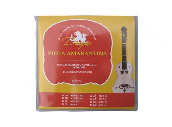 Jogos de cordas para Guitarra Portuguesa Dragão Viola Amarantina