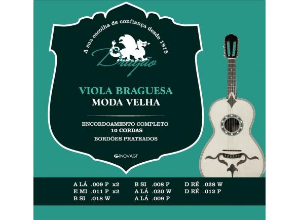 Dragão Viola Braguesa Moda Velha