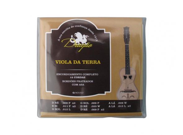 Jogos de cordas para Guitarra Portuguesa Dragão Viola da Terra