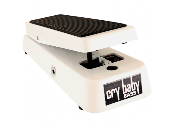 Wah Wah Dunlop 105-Q Bass CryBaby Wah pedal