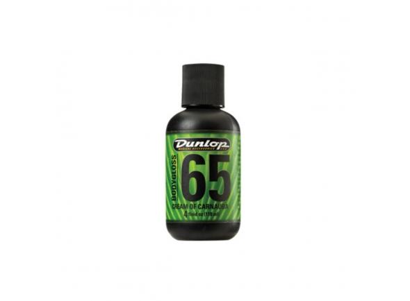 Produtos de limpeza para guitarra Dunlop Formula 65 Cream of Carnauba Wax, 4 Fluid Oz